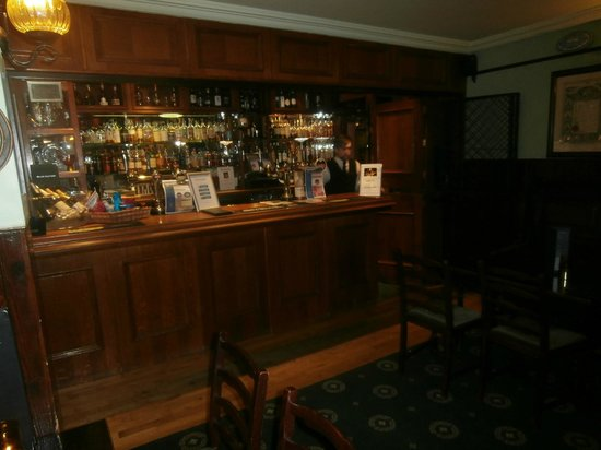 Kenmore Hotel : Residents bar