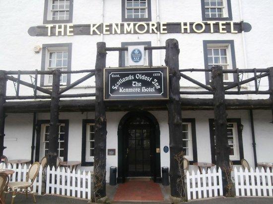 Kenmore Hotel : Speaks for itself