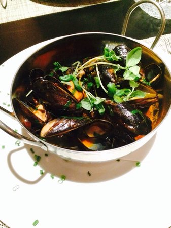 Pago Pago : Mussels