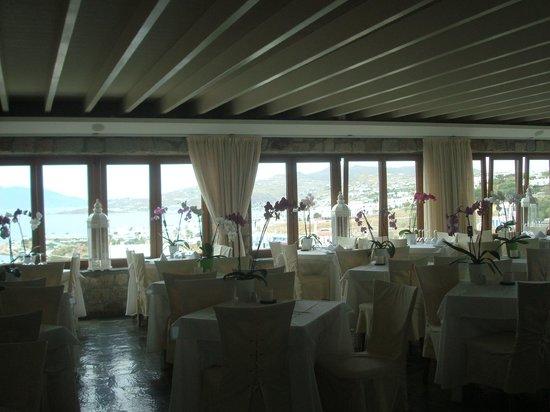 Myconian K Hotels : Sala colazione