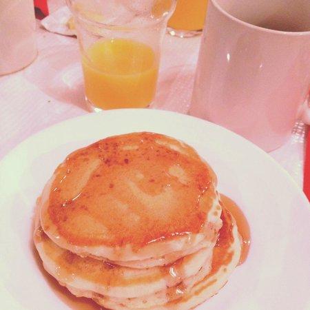 Breakfast in America: Très bons pancakes