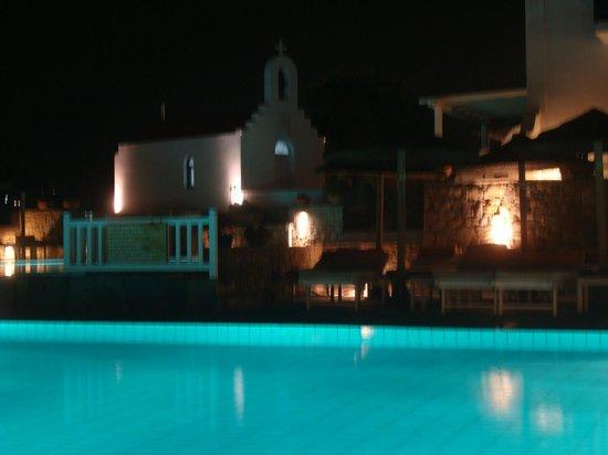 Myconian K Hotels: Piscina