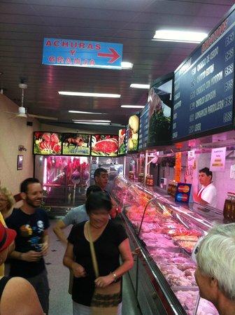 Cooking With Teresita: produce market