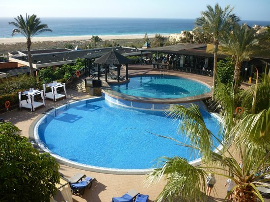 Occidental Jandia Royal Level - Adults Only : pools in premium area with beach view