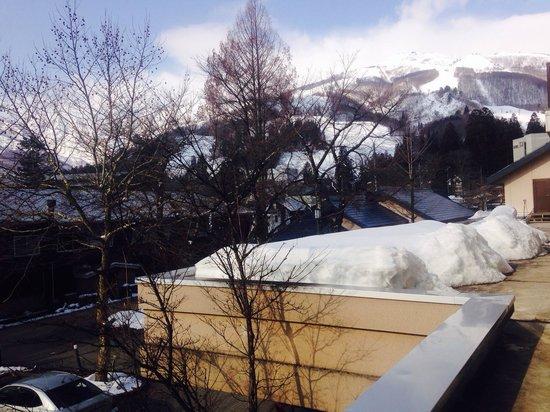 Hakuba Springs Hotel: View dr