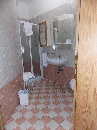 Casa Sant'Andrea: Banheiro