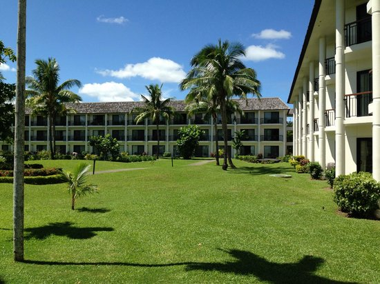 Sofitel Fiji Resort & Spa : Hotel