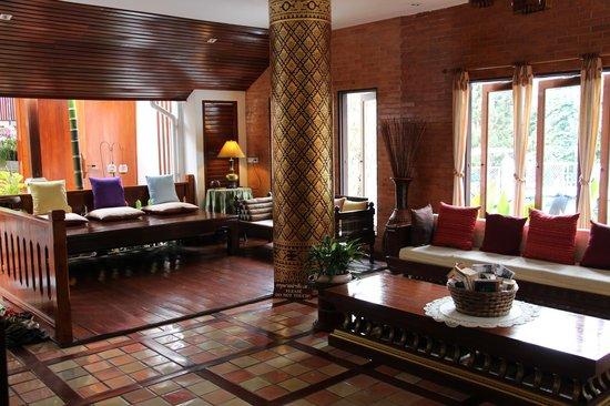 Sri Pat Guest House: Lieu commun