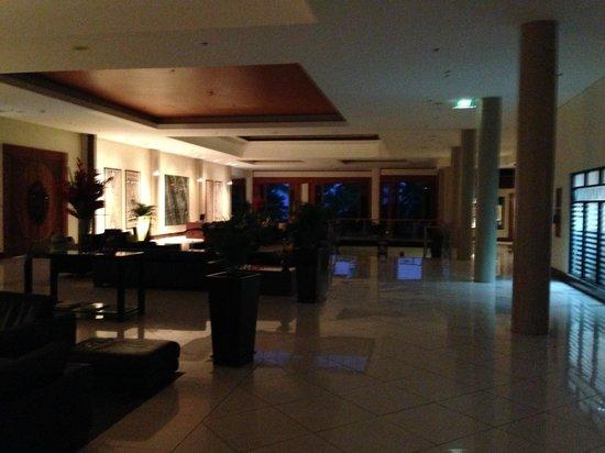 Sofitel Fiji Resort & Spa: Reception