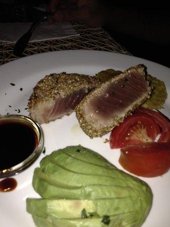 La Garrapata: Sesame Crusted Tuna