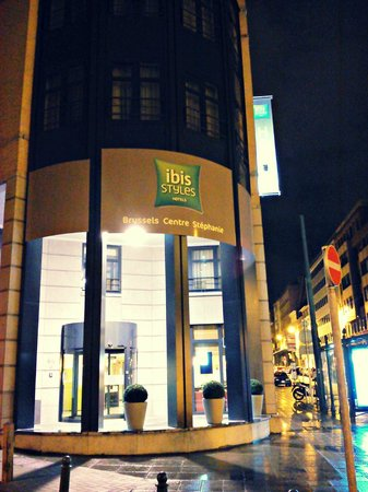Ibis Styles Brussels Centre Stephanie : hotel