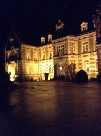 Hôtel Château Tilques : first view!