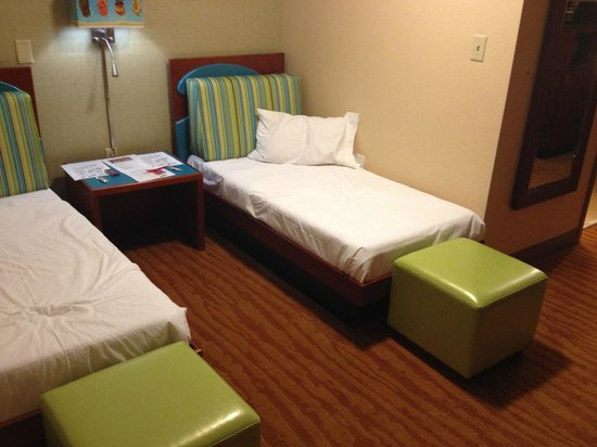 DoubleTree by Hilton Hotel Boston North Shore: Kids sleeping area
