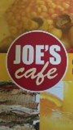Joe's Cafe: Our Logo!