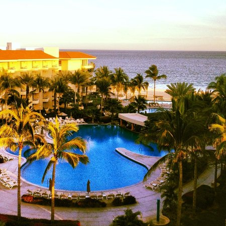 Barcelo Gran Faro Los Cabos : view from room