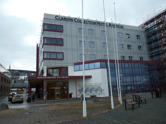 Clarion Collection Hotel Arcticus: Hotel Arcticus Harstad