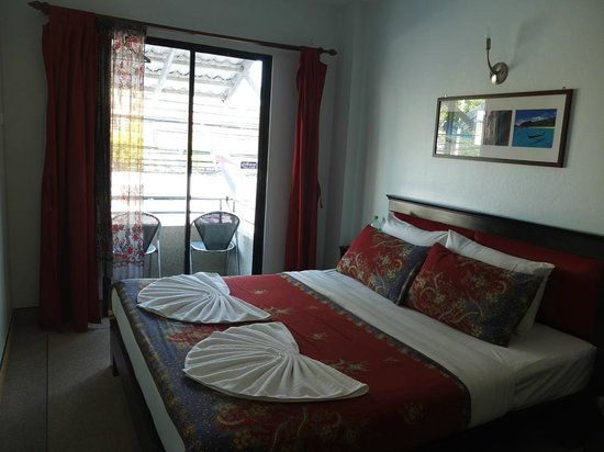 Andaman Legacy Guest House: Zimmer im ersten Stock
