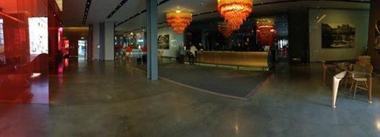 nhow Milano: ingresso