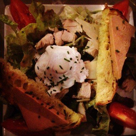 Brasserie La Cantine de Deauville: Salade CANTINE