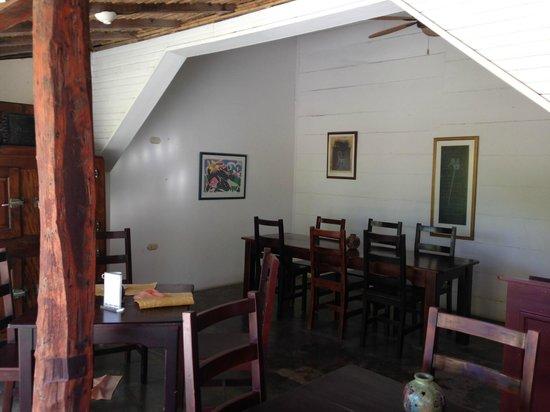 Cafe Liberia: another cozy corner
