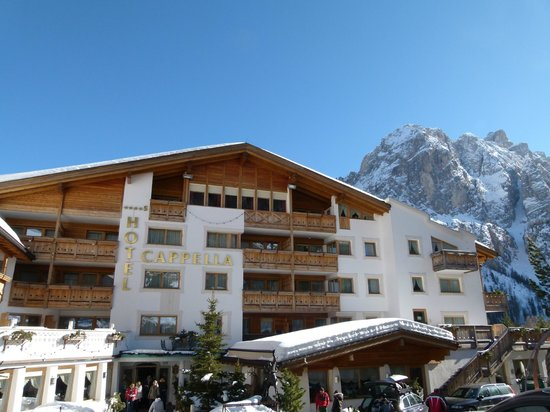 Hotel Cappella: Hotel