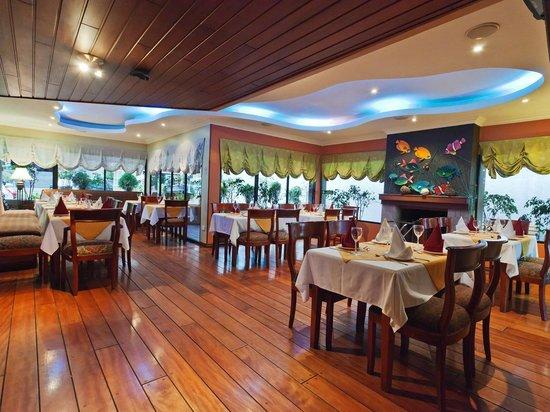 Island Crab Seafood: Mariscos y especialidades del mar, en Quito