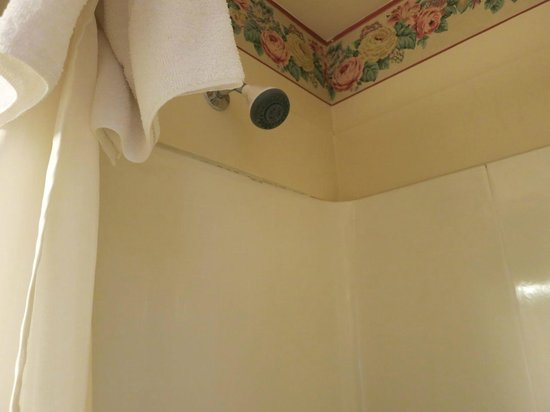 The Whaler's Inn: Room No. 2 湯温も湯量も問題なし