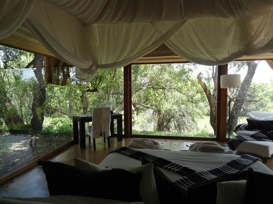 Sanctuary Makanyane Safari Lodge : Our room