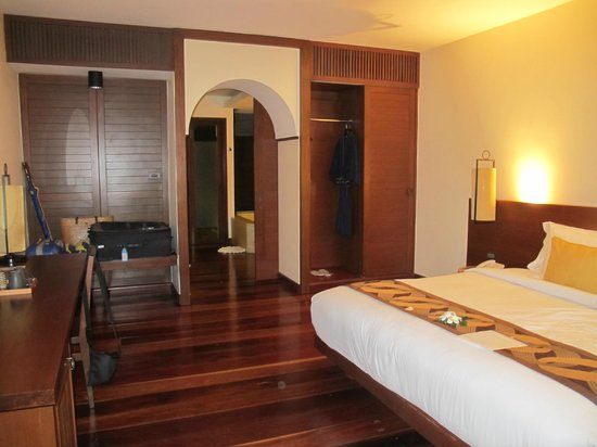 Chantaramas Resort: room