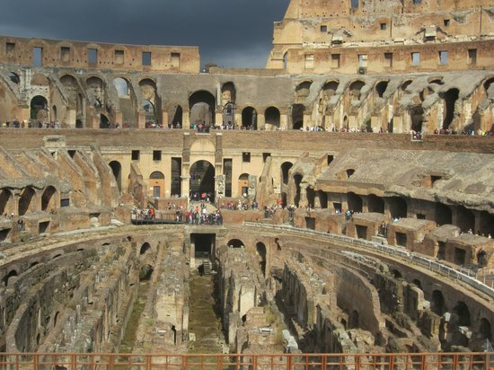 "Walks of Italy : The Roman Coliseum - ""Best of Rome"" Walking Tour"