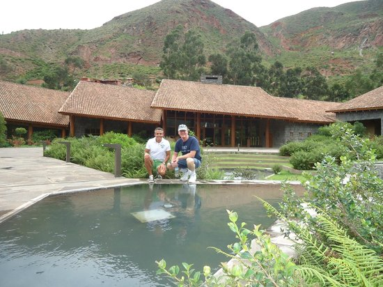 Tambo del Inka, a Luxury Collection Resort & Spa : entrance