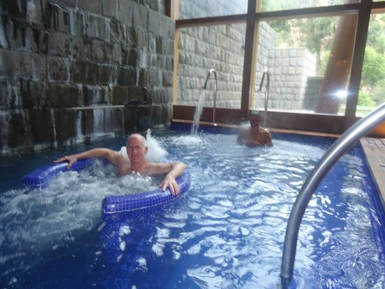 Tambo del Inka, a Luxury Collection Resort & Spa : spa water treatment