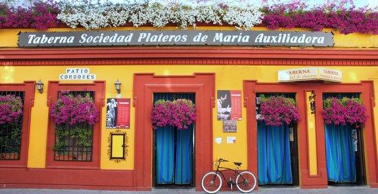 Restaurante Sociedad Plateros Maria Auxiliadora