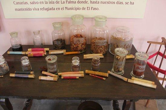 Museo de la Seda las Hilanderas: silk thread