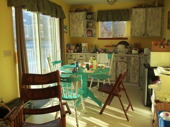 Inn on the River : cucina