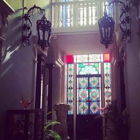 Palacete Chafariz D'El Rei : Central hall