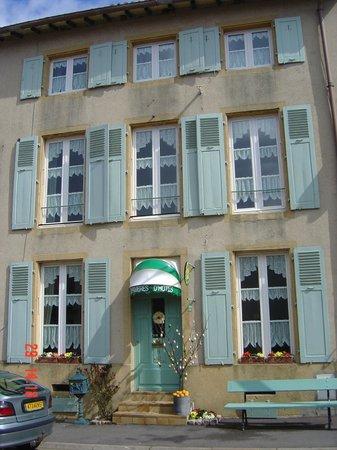Maison d'Angeline : la façade