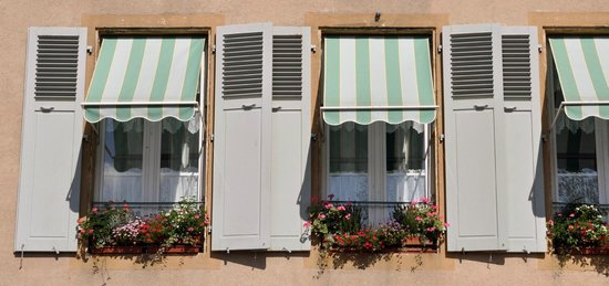 Maison d'Angeline : une fenêtre