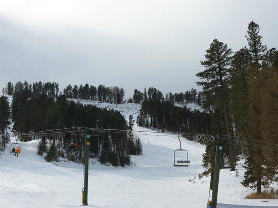 Deer Mountain Ski Area: a small glimpse of Deer Mountain