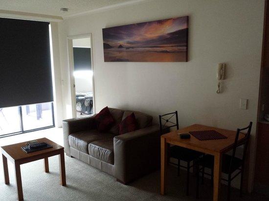 Tribeca Apartments: .