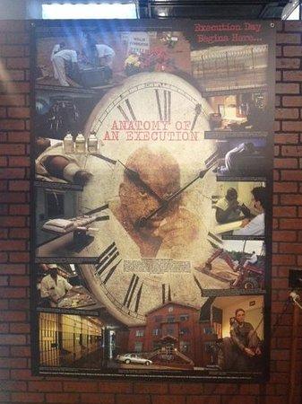 Texas Prison Museum: Tagesablauf vor der Hinrichtung