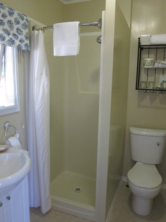 Rockwater Secret Cove Resort : Bathroom