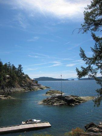 Rockwater Secret Cove Resort : Beautiful area