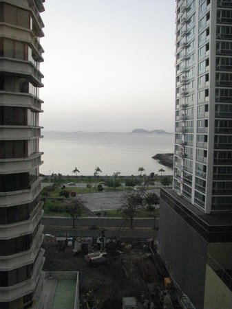 Waldorf Astoria Panama: Early morning view form our room