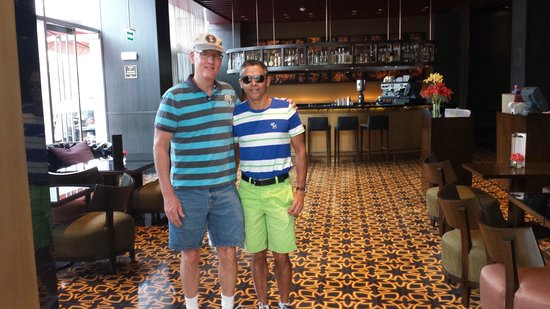 Hilton Lima Miraflores: Bar