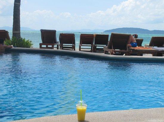 Railay Bay Resort & Spa: pool