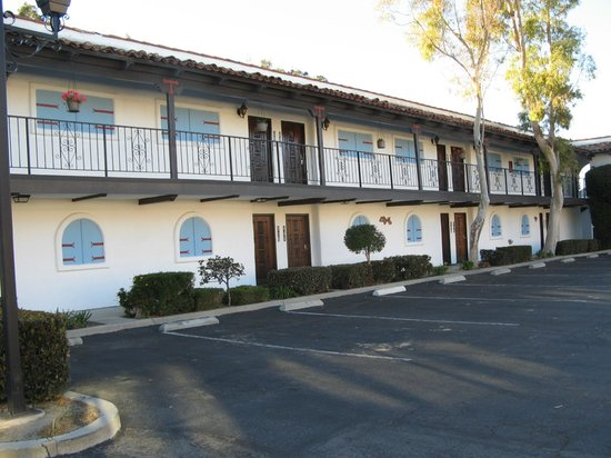 Casa Via Mar Inn and Tennis Club : Motel