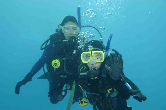 Poseidon Outer Reef Cruises : The two of us