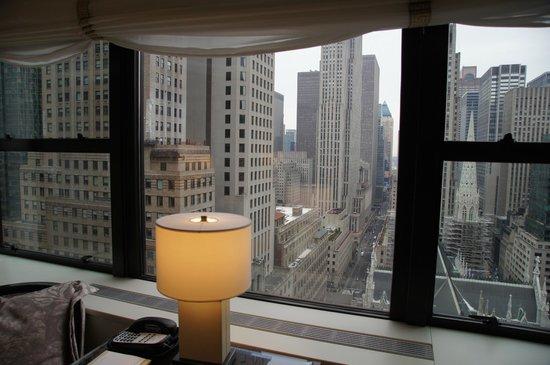 Lotte New York Palace: 窓より