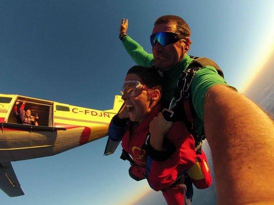 Parachutisme Adrenaline: Saut en parachute tandem